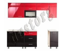 Кухня Золушка с фрезеровкой 1,8м (цвета разные)