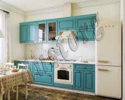 Модульная кухня Бирюза