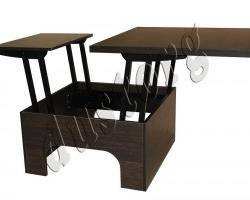 Стол трансформер №2 Венге 410*700*750