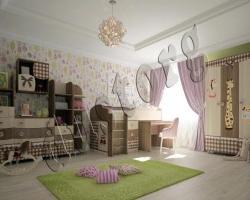 Детская мебель Алиса