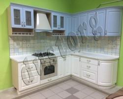 Модульная кухня КАНТРИ с фасадами МДФ с пленкой ПВХ