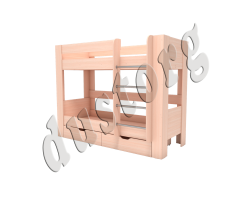 Кровать 2х- ярусная Аист Лайт