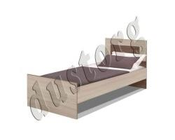 Кровать полутороспальная Камелия