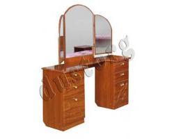 Столик туалетный с трельяжем Волжанка