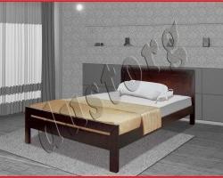 Кровать массив Карина
