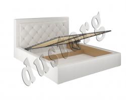 Кровать Оскар 73-2 ДК с подъемным основанием