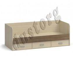 Детская мебель Аист Кровать одинарная
