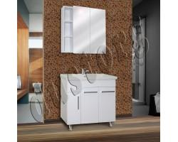 Комплект мебели в ванную Сомо 700
