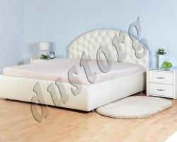 Кровать Раймонд экокожа.