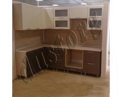 Модульная кухня угловая