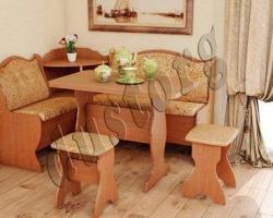Кухонный уголок «ЭДЕЛЬВЕЙС»
