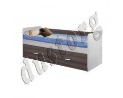 Детская мебель Скейт-5 Кровать высокая