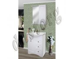 Комплект мебели в ванную Верона 3-600
