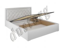 Кровать Оскар 73-3 ДК с подъемным основанием