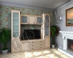 Стенка в гостиную София (модульная)