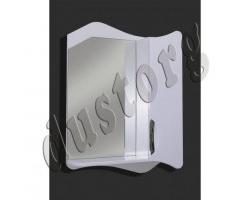 Зеркало в ванную Шкаф зеркальный Кензо 650