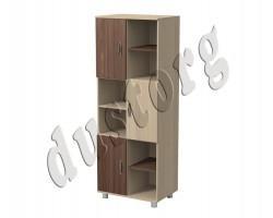 Детская мебель Алёшка Книжный шкаф Пенал 700*470