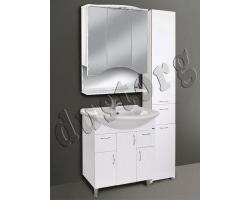 Мебель для ванной Лима 750