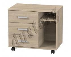 Офисная мебель Тумба выкатная 720 Deligates