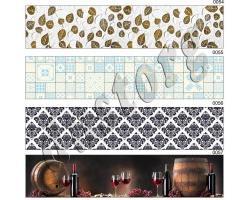 Скинали - Кухонная панель с фотопечатью 10
