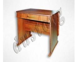 Кухонный стол Раскладной  Конти -6,8 с ящиком
