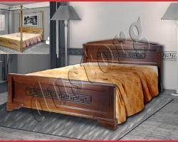 Кровать массив Афродита