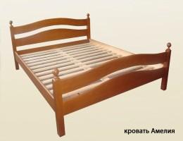 Кровать массив Амелия ВМ