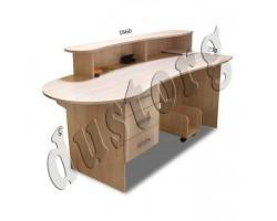 Офисная мебель Письменный стол -4 Акцент
