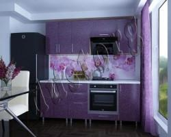 Скинали - Кухонная панель с фотопечатью 0035