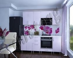 Скинали - Кухонная панель с фотопечатью 0012