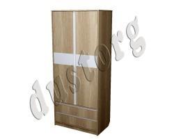 Детская мебель Скейт-2 Шкаф для одежды и белья