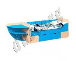 Детская мебель для мальчика Юнга Кровать