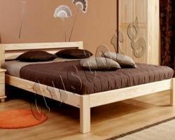 Кровать массив Алина ВМ