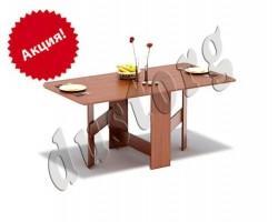 Кухонный стол Стол-тумба обеденный (узкий)