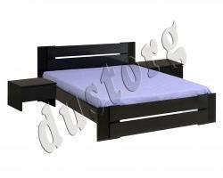 Кровать массив Икея Мюнхен (натуральное дерево)