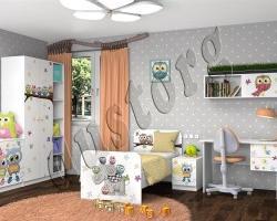 Детская мебель Совята Смарти (Совенок)