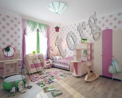 Детская мебель для девочки Настя