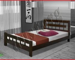 Кровать массив Эмилия