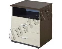 Тумба прикроватная с ящиками
