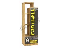 Шкаф для книг Футбол