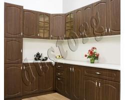 Модульная кухня Орех (МДФ)