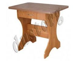 Кухонный стол с постформингом с ящиком