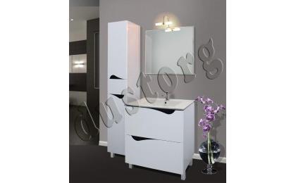 Лаура мебель в ванную братск мебель в ванну